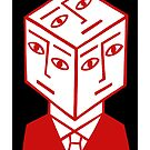 Cube Dude by baggelboy