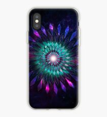 When Space Reflects Back At You iPhone Case