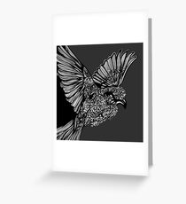 flight Greeting Card