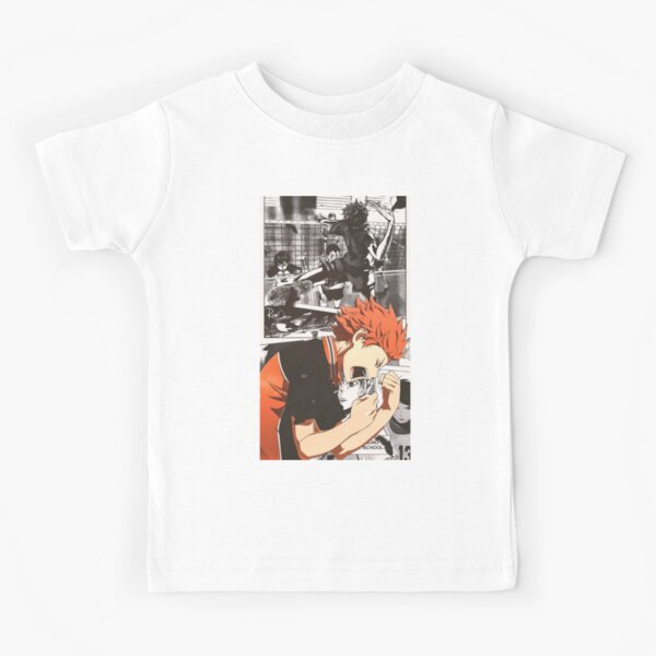 Yoshaa!! Haikyuu Kids T-Shirt