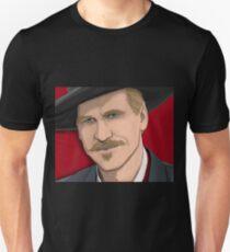 Doc Holiday Tombstone Val Kilmer T-Shirt