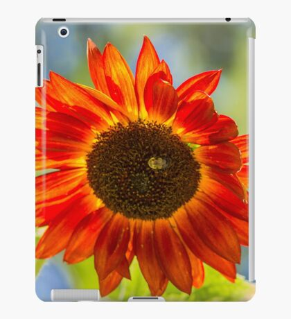 Sunflower 2 iPad Case/Skin