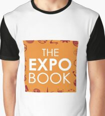 The Expo Book - Logo Version 1 Graphic T-Shirt
