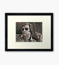 George Jones Framed Print