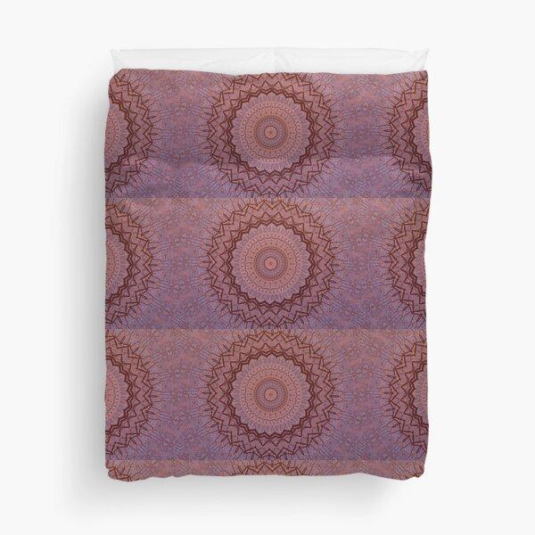 Mandala diseño floral Duvet Cover