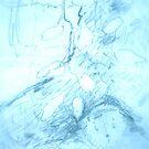 Mr. Woodchuck, in aqua tones by Edward Huse