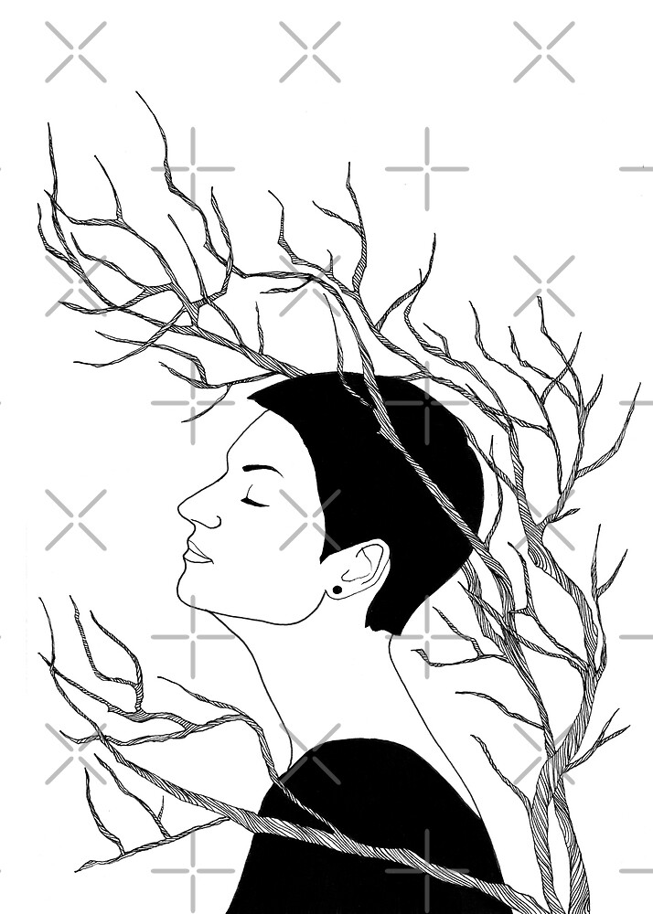 In Between by Aleksandra Kabakova