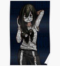 Tsuyu Asui - Boku no Hero Academia | My Hero Academia Poster