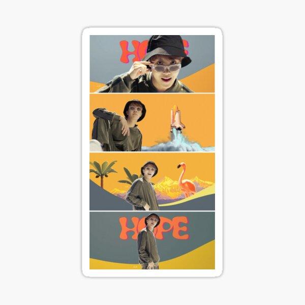 Jhope daydream aesthetic  Sticker