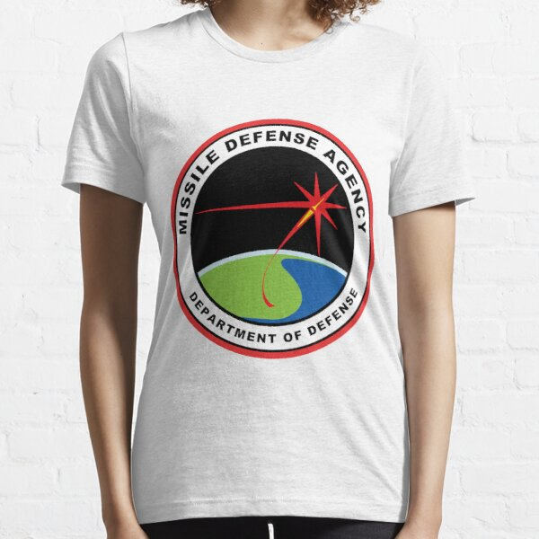 Missile Defense Agency Early Logo Essential T-Shirt