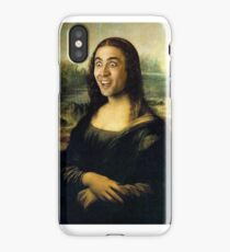 Gioconda iPhone Case