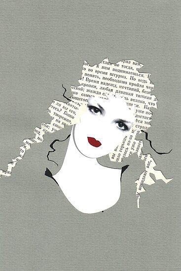 Your Words by Aleksandra Kabakova