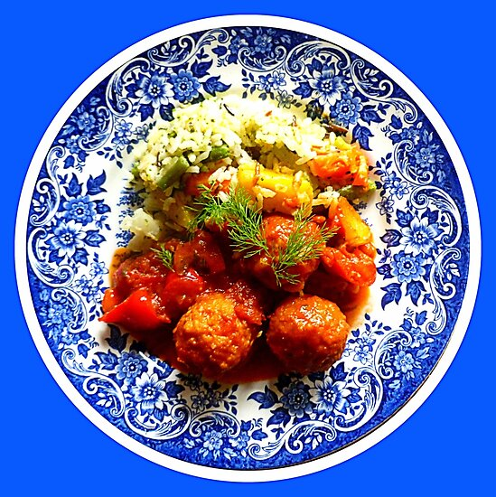 Hungarian Meatballs by ©The Creative  Minds