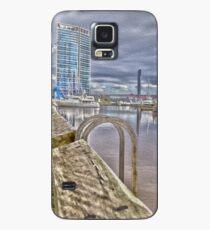 Docklands, Melbourne Case/Skin for Samsung Galaxy