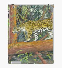 Jaguar Brazil iPad Case/Skin