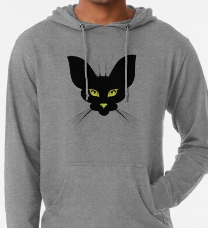 I am Night Lightweight Hoodie