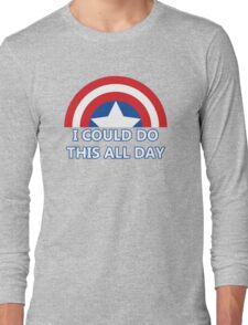 All Day Long Sleeve T-Shirt