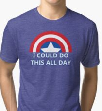 All Day Tri-blend T-Shirt