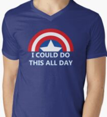 All Day Men's V-Neck T-Shirt