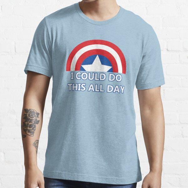 Toute la journée T-shirt essentiel