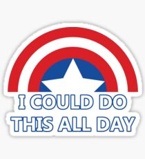 All Day Sticker