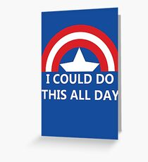All Day Greeting Card