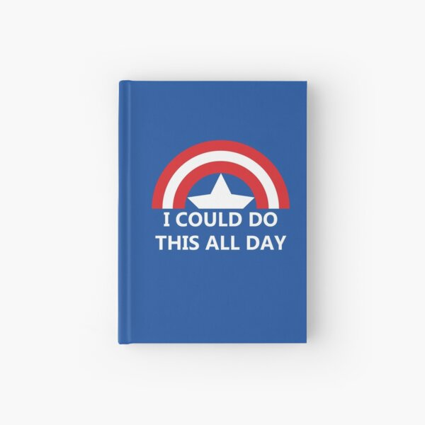 All Day Hardcover Journal