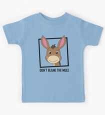 DON'T BLAME THE MULE Kids Clothes