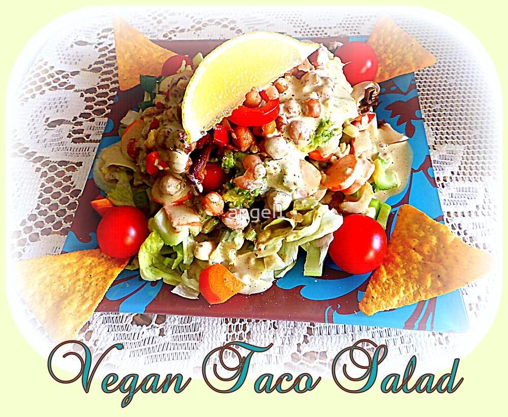 Vegan Taco Salad by ©The Creative  Minds