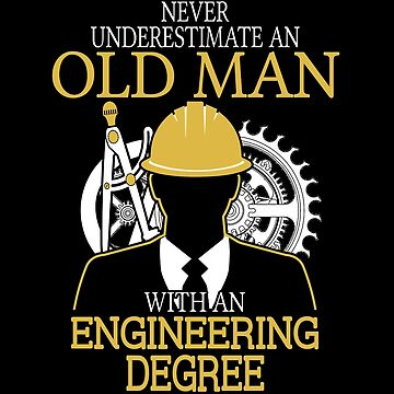 Old Man An Withan Engineering by SuggArt