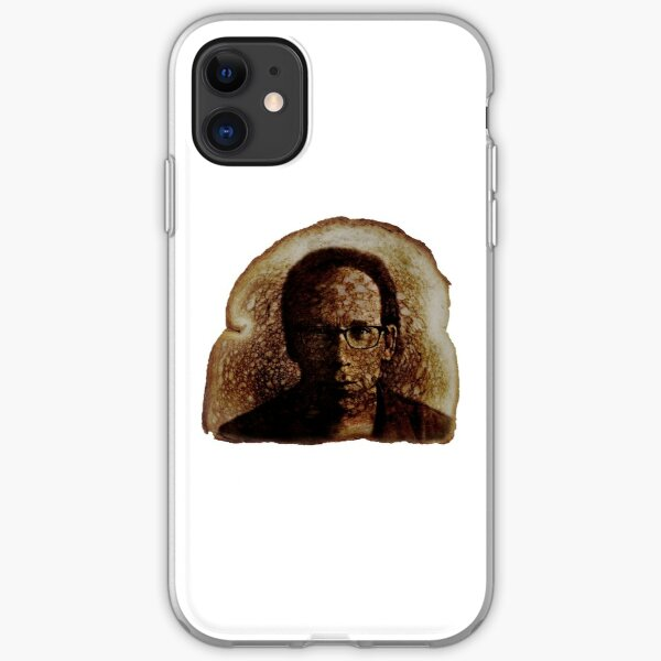 Lawrence Krauss Miracle Toast iPhone Soft Case