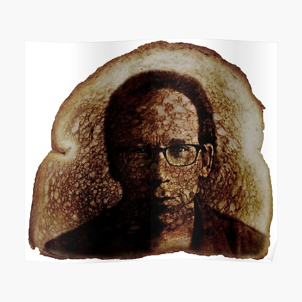 Lawrence Krauss Miracle Toast Poster