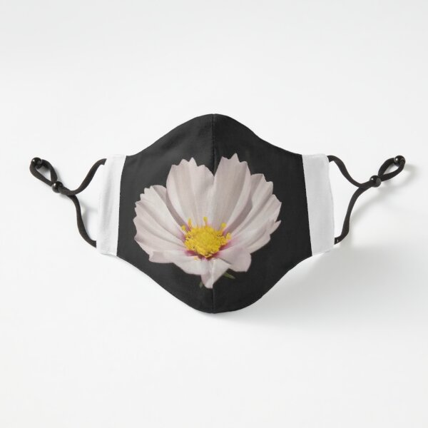 Flower Fitted 3-Layer
