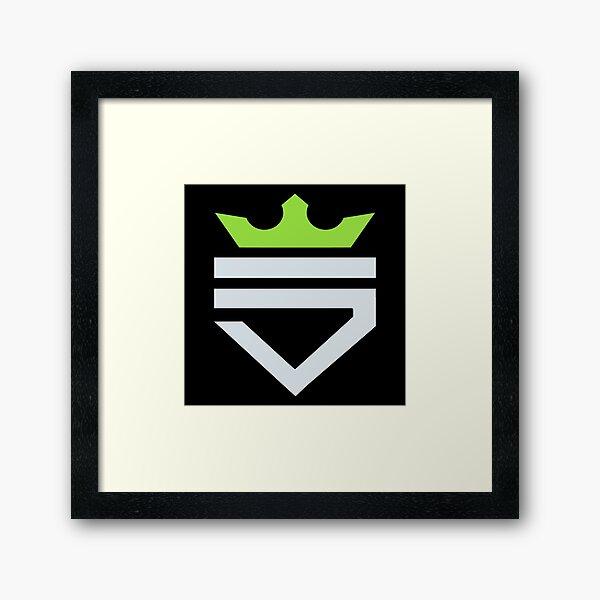 Optic Gaming - Scump 2.0 Framed Art Print