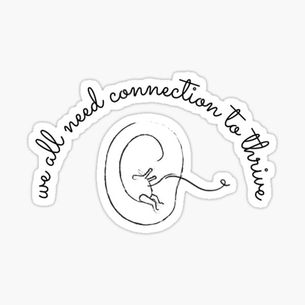 connection Sticker