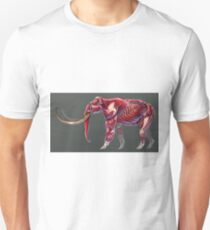 Mammuthus Primigenius Muscle Study (No Label) T-Shirt