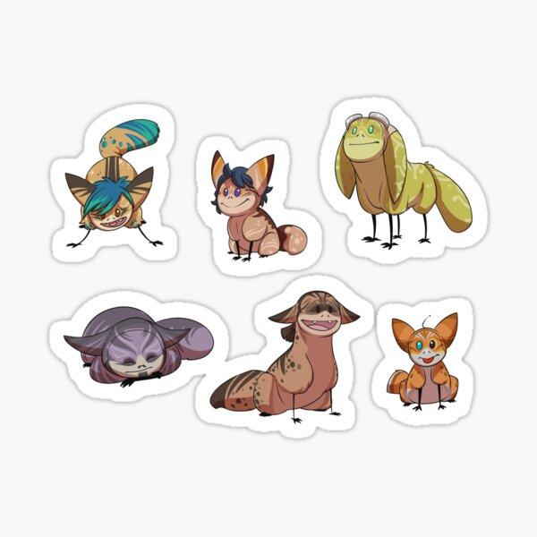 Cat Stickers Sticker