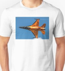 Dutch F-16 2012 Solo Demonstrator T-Shirt