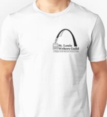 SLWG New Logo in Black T-Shirt