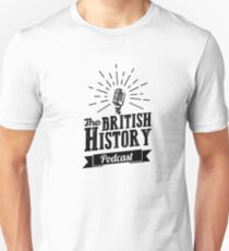 The British History Podcast Retro style Unisex T-Shirt