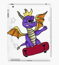 Skateboard Spyro iPad Case/Skin