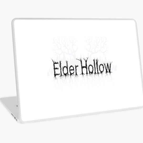 Elder Hollow - 'We are Watching' Logo Laptop Skin