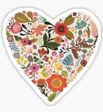 Flower Love Sticker