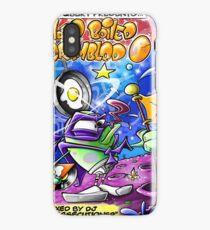 Yedi Fresh ( DJ QBERT HARD BOILED SCRAMBLED EGG #1 ) iPhone Case/Skin