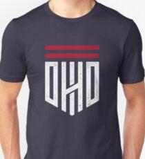 Camiseta ajustada Escudo de Ohio