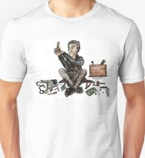 Clockwork squirrel Unisex T-Shirt