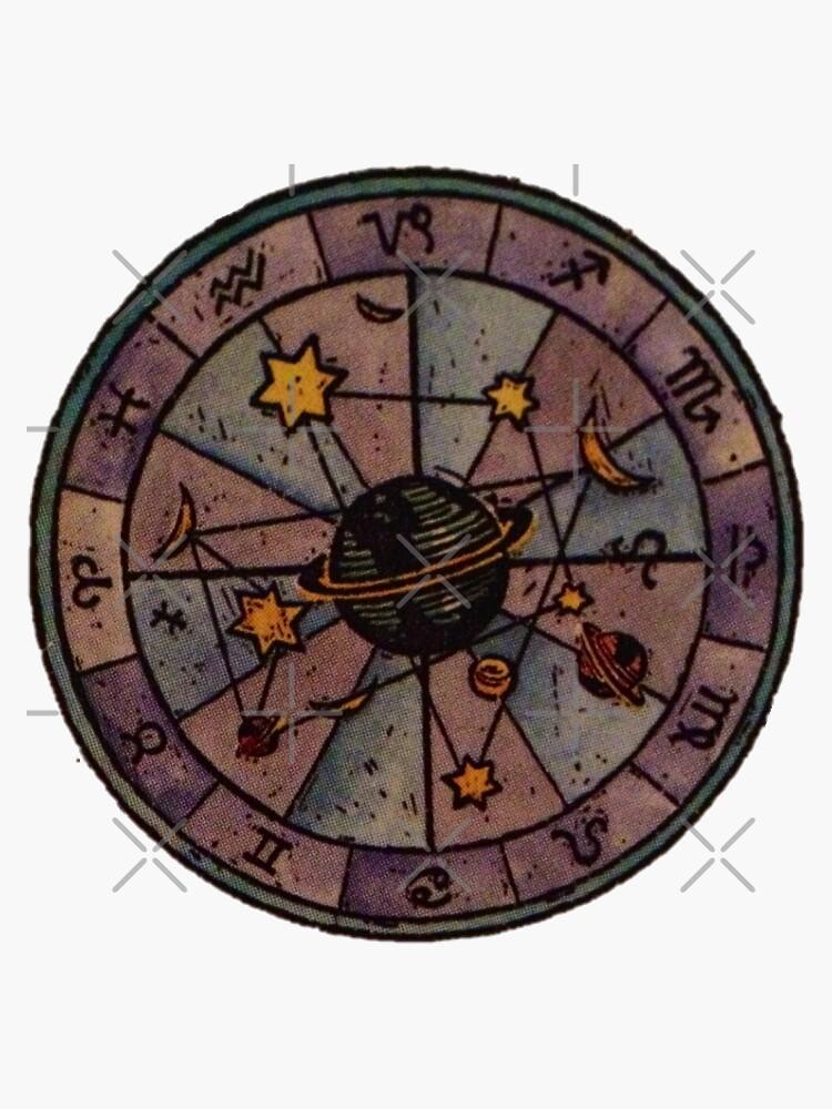 Purple Astrology by peyhae