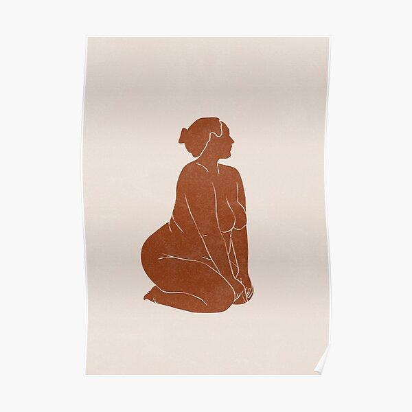Femme nue Poster