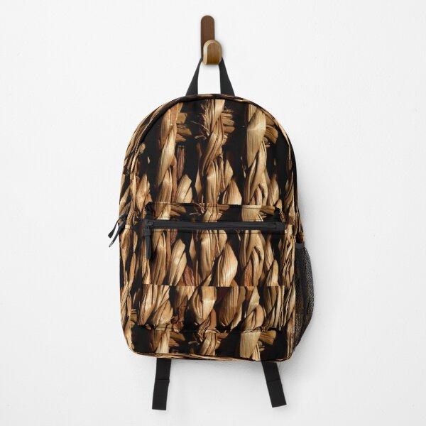 Grass Basket Backpack