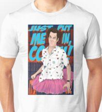 Ace Ventura Pet Detective Jim Carrey Unisex T-Shirt